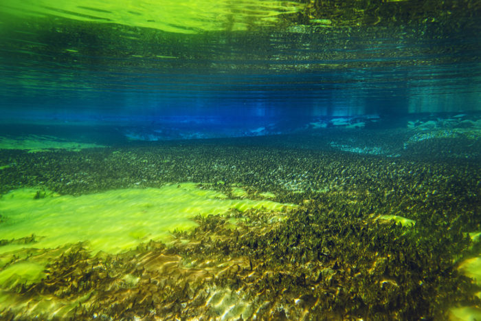 World's Clearest Lake